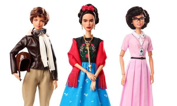 JWT hero Barbie Inspiring Women