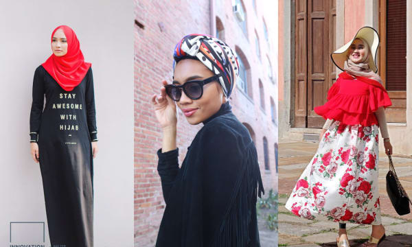 The New Muslimah LR