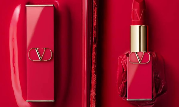 HERO Valentino couture makeup collection