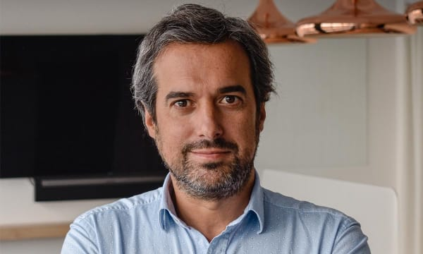 CEO man's face of WT Uruguay CEO