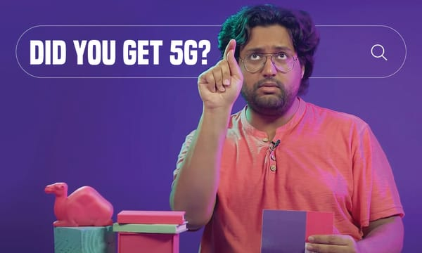 Did you get 5G?