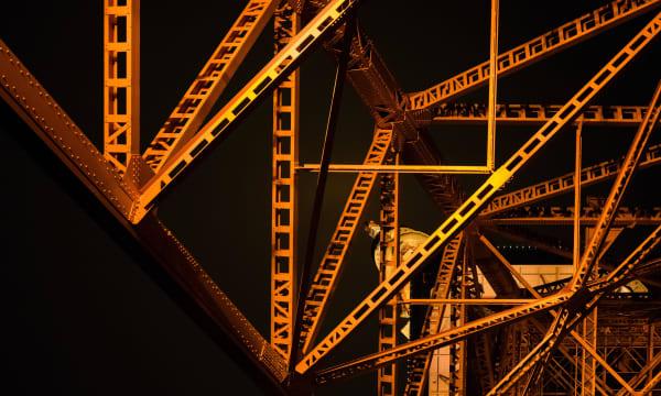Highly engineered bridge construction