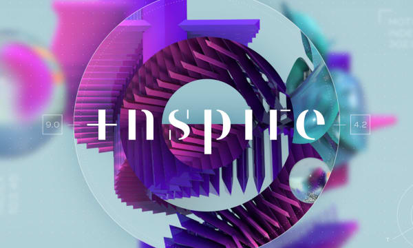 Inspire Index key art with lens