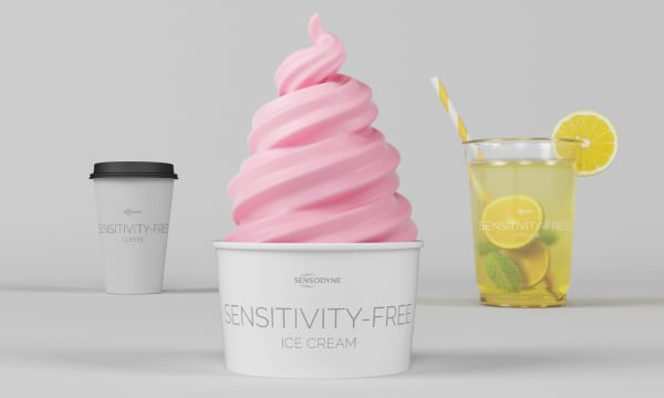 Sensodyne introduced a new food category so people with sensitive teeth would stop avoiding their favourite food