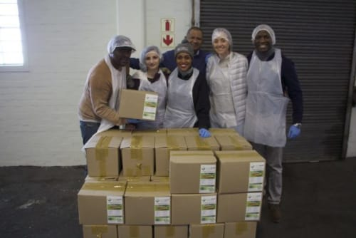 JWT Cape Town Teams Up With FoodBank SA for Mandela Day Initiative