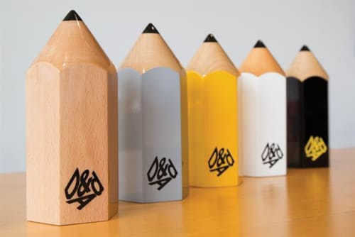 20 Pencils at D&AD 2017