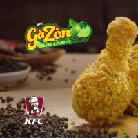 KFC Black Pepper & Lime