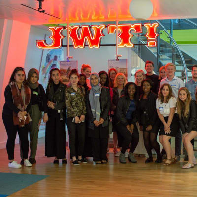 JWT London Hosts their 2nd JWTeach Young Tribes Day