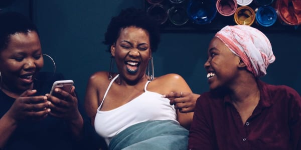JWT Cape Town's Nwabisa Mda and Bongeka Masango Discuss Their YouTube Success