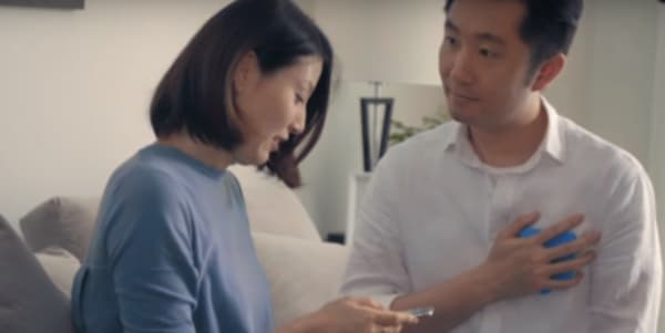 J. Walter Thompson Shanghai and Elevit Help Expectant Couples Bond with the Power of a Beating Heart