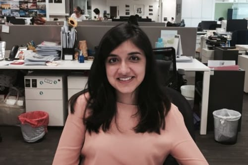 Intern Spotlight Series: Risha Dewan