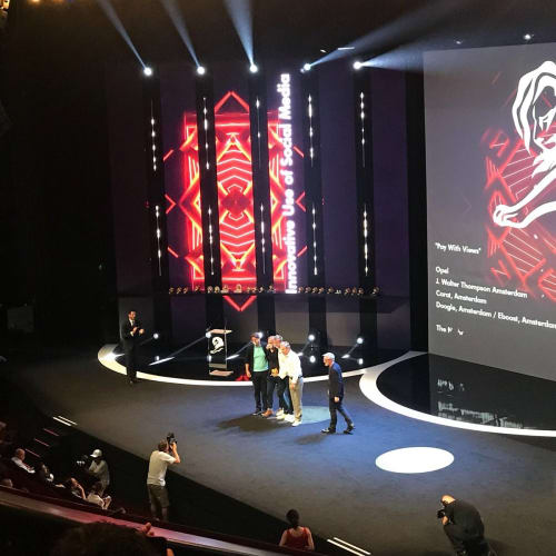 Cannes 2018 Winners: Creative Data, Innovation, Product Design, Social & Influencer, PR, Direct, Media