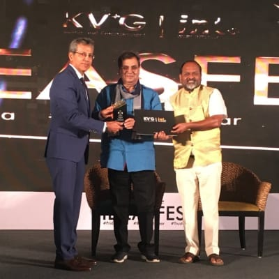 Tarun Rai Named India's Most Trusted CEO at WCRC IDEASFEST 2018