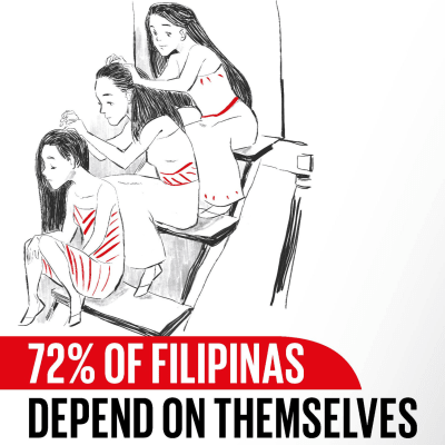 "Golda Roldan & Pam Garcia Discuss the Impetus behind ""Filipina Next"""