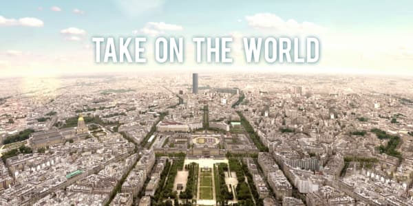 Take On the World 2013