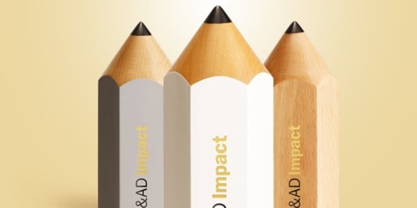 JWT Takes Home Four Wood Pencils at the D&AD Impact Awards