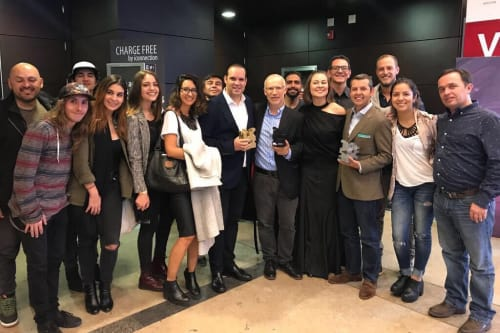 JWT Colombia Named Digital Agency of the Year at the IAB Awards