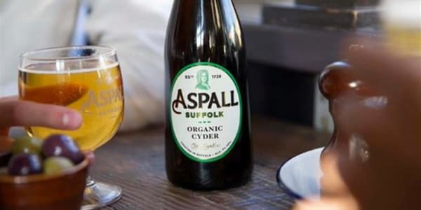 Cider brand Aspall appoints J. Walter Thompson ahead of expansion plans