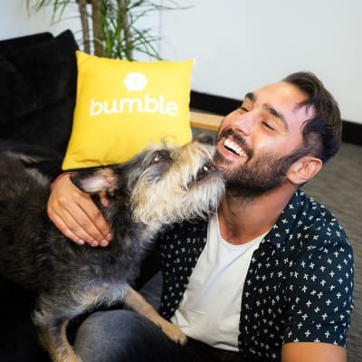 J. WALTER THOMPSON SYDNEY TEAMS UP WITH BUMBLE AND SYDNEY DOGS AND CATS HOME, TO CREATE 'DOGGY DATES' THIS VALENTINE'S DAY.