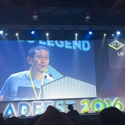 J. Walter Thompson's Lo Sheung Yan is Honored with 2016 Lotus Legend Award at Adfest