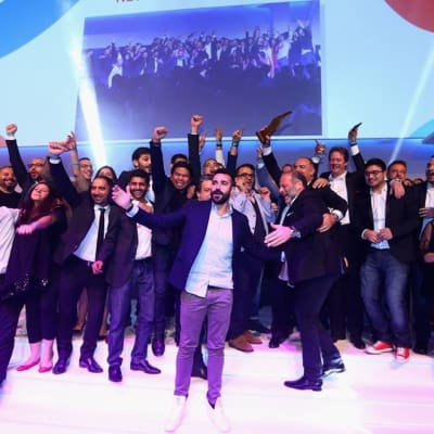 JWT MENA Named Network of the Year at Dubai Lynx 2016