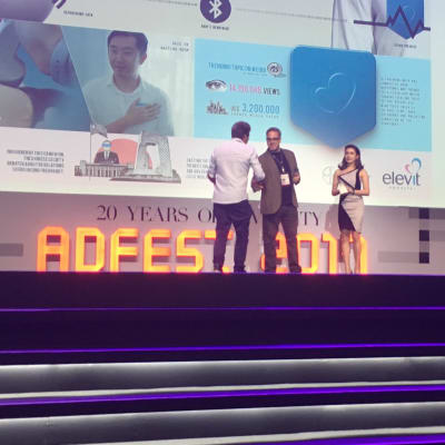 14 Awards at Adfest 2017