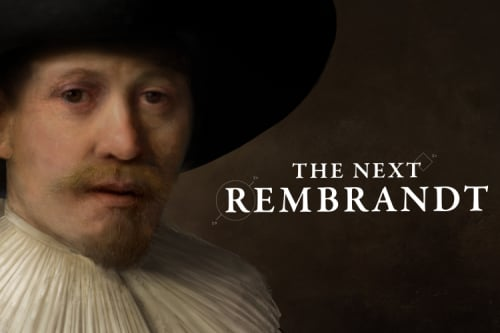 "Spotlight On ""The Next Rembrandt"""