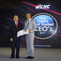 Tarun Rai Named One of India's Most Trusted CEOs