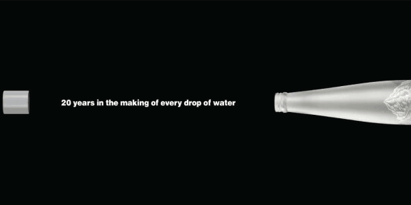 The Message In A Bottle & The Sound Of Water