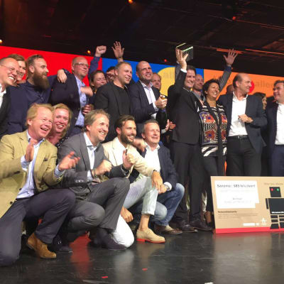 JWT Amsterdam Awarded Agency of the Year