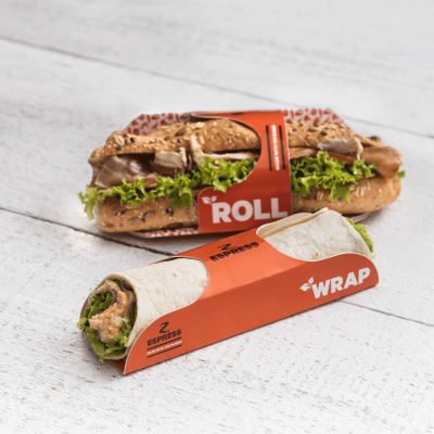 Refreshed Sandwich Packaging