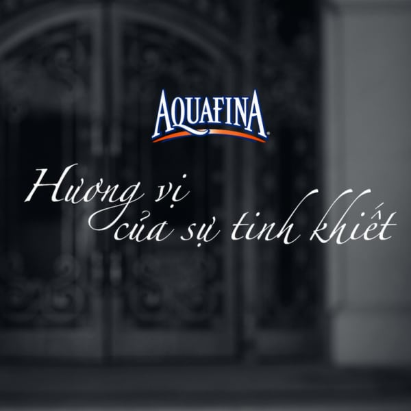 Aquafina Pure Fashion