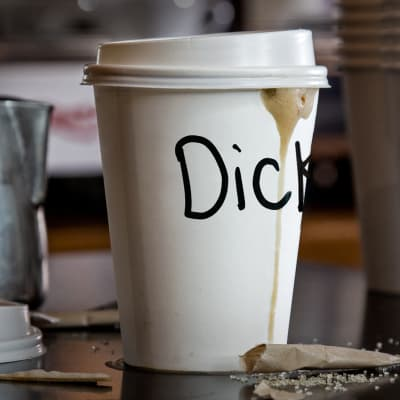 Don't be Dick