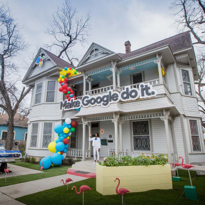 SXSW 2018: Google Fun House