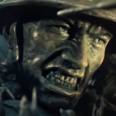 This Epic Diorama by JWT Shows the History of the Marines On and Off the Battlefield