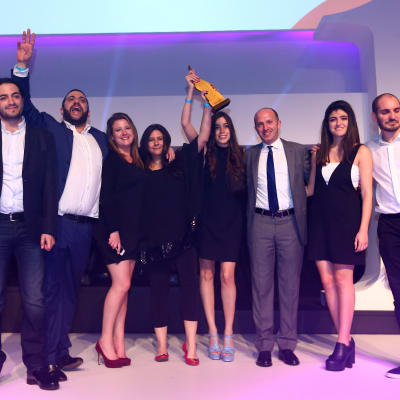 "J. Walter Thompson Beirut Wins Include Three Grand Prix For ""The Good Note"" At 2016 Dubai Lynx Festival Of Creativity"