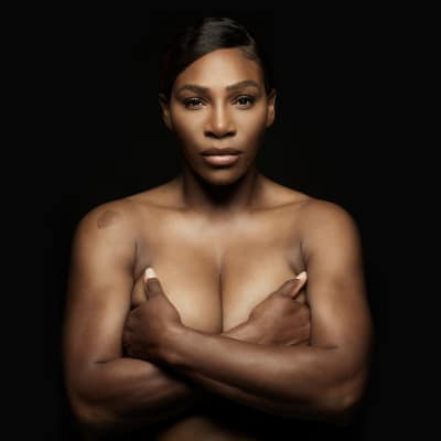 I Touch Myself Project 2018 feat. Serena Williams