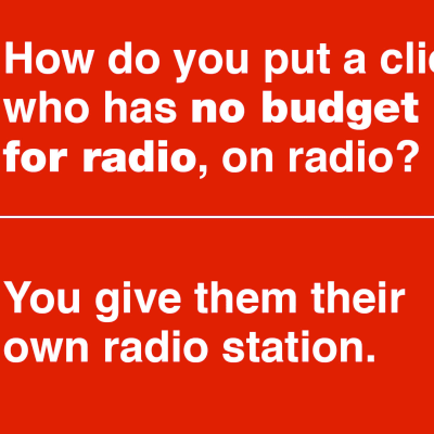 J. Walter Thompson Cape Town builds a radio station to recruit donors for the Organ Donor Foundation