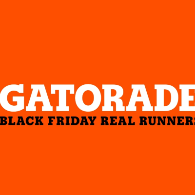 Black Friday Real Runners