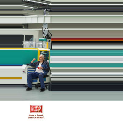 """J. Walter Thompson making history at Cannes Lions with KitKat's """"Break The Speed"""" campaign"""