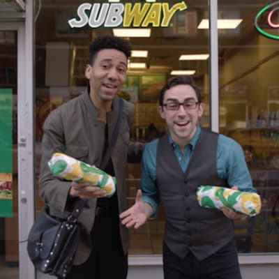 Buy one, get one free, give one: how Subway won hearts and minds on World Sandwich Day