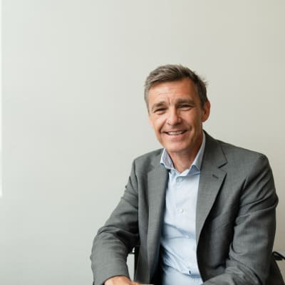 EWEN STURGEON APPOINTED CEO, EUROPE AND SOUTH AFRICA