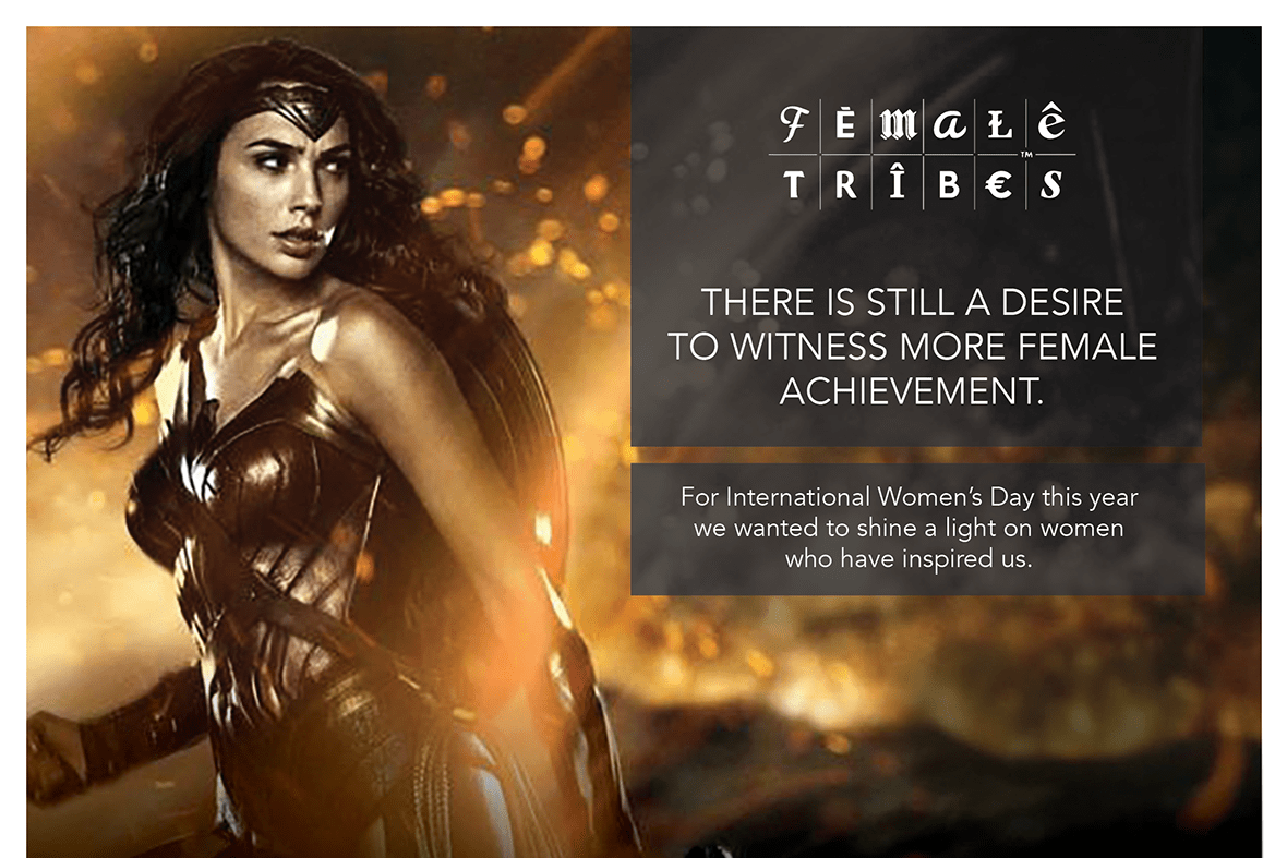 Female Tribes Facebook Gal Gadot