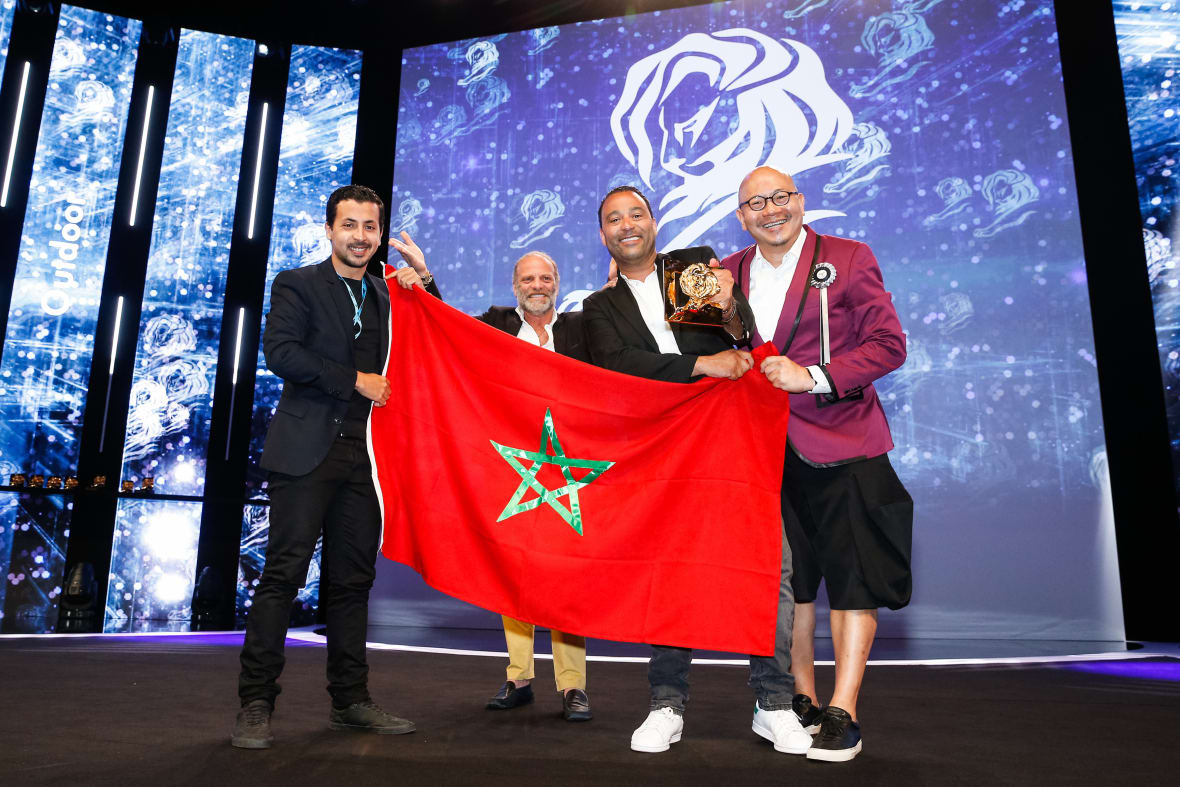 Jwt Casablanca Kit Kat Cannes Lion Gold 20 June 2018