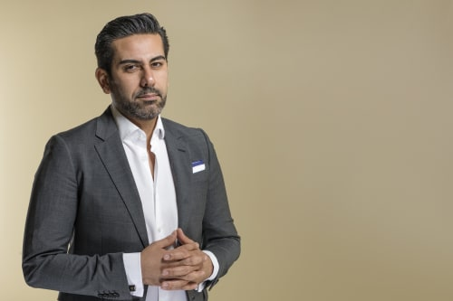 J. Walter Thompson Hires Award Winning Sasan Saeidi as CEO for Gulf Operation