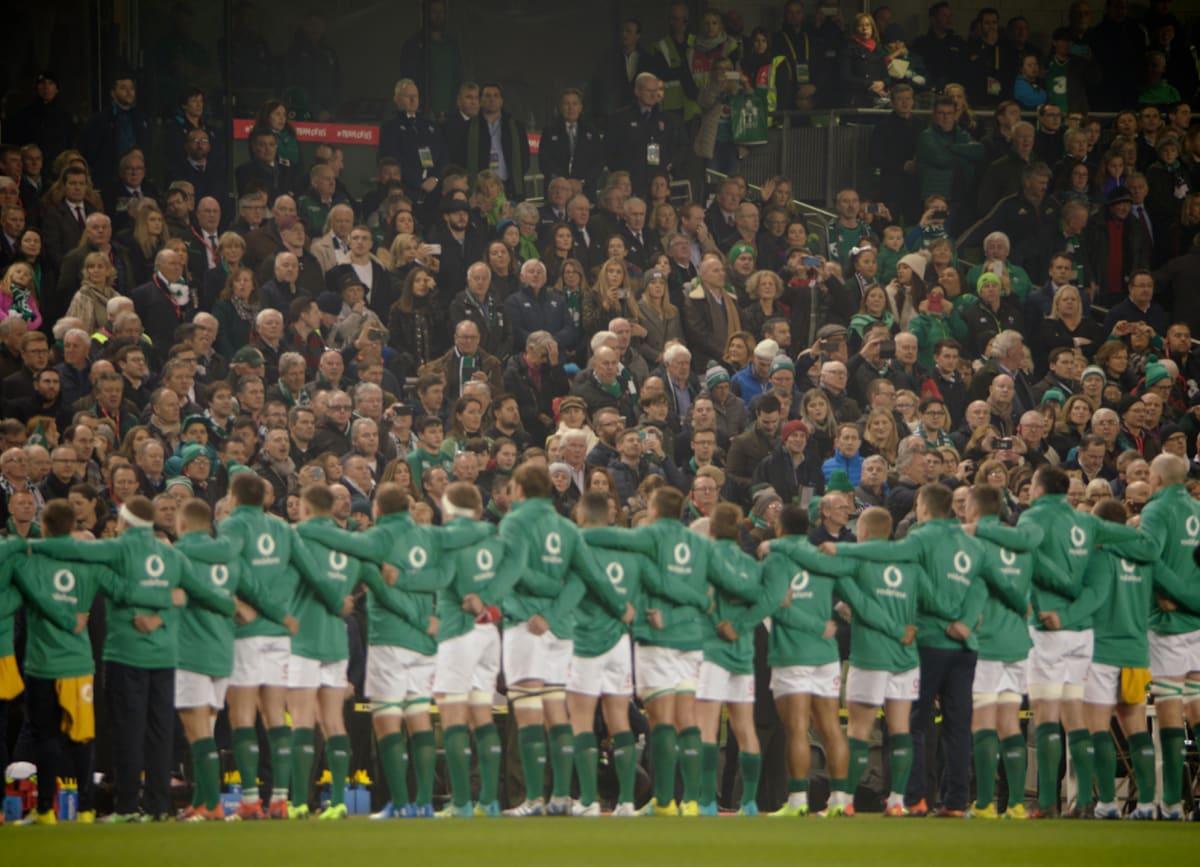 Ireland's Ball