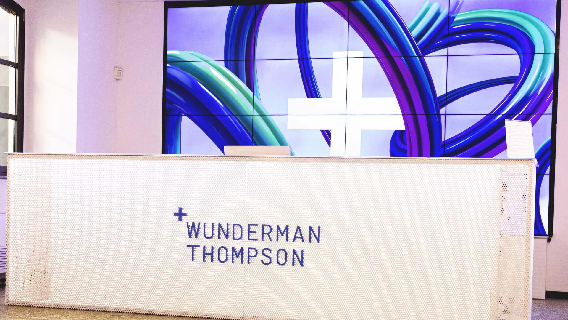 Reception desk at WT Milan