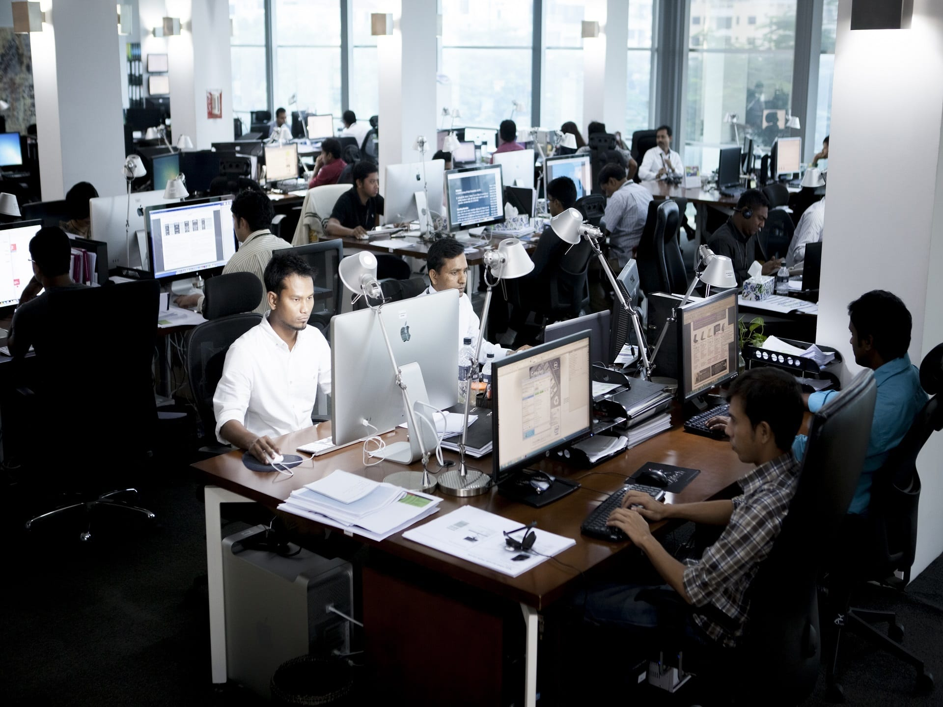 Bangladesh WT MSC Dhaka Print Production