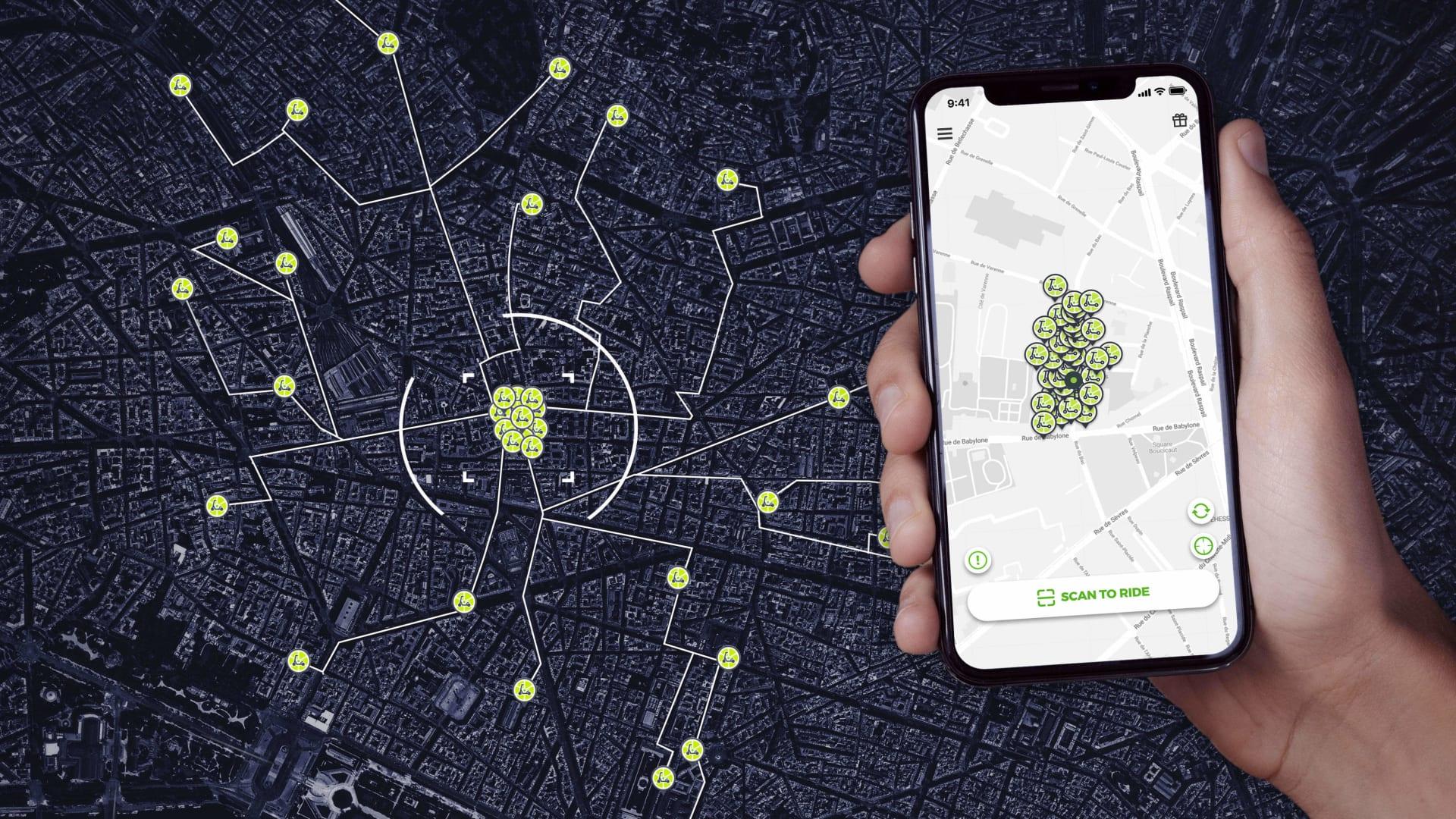 Drugstore Parisien Mobile