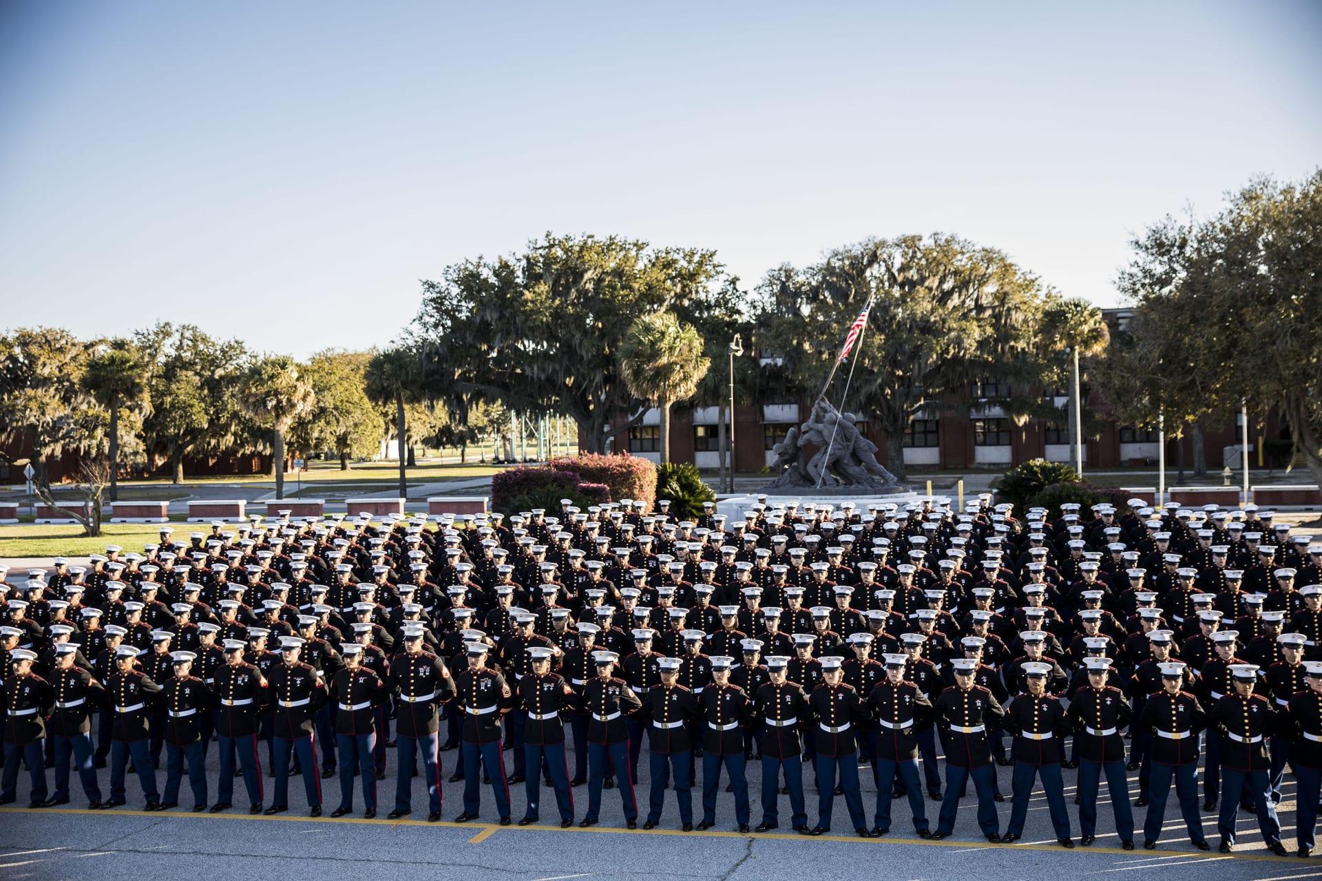 MARINES Graduation Ceremony 2320 R1